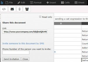 Online Collaborative Spreadsheet or Bread Sheets Line Collaborative Excel Spreadsheet Editor