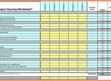 Project Manager Spreadsheet Templates and 8 Project Manager Spreadsheet Templates