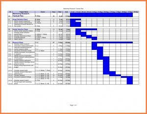 Project Plan Spreadsheet Of Project Plan Template Excel Free Download