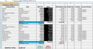 Simple Bookkeeping Spreadsheet for 8 Excel Bookkeeping Templates Excel Templates