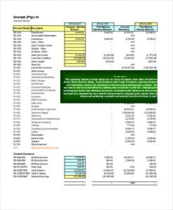 Spreadsheet for Accounting and Free 14 Accounting forms In Excel
