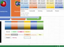 Learn Spreadsheets Online Free Excel Of Learn Excel Line themes & Styles