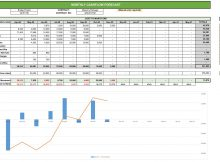 Excel Spreadsheet Project Management or Excel Templates for Construction Project Management - Webqs